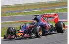 Max Verstappen - Toro Rosso - GP England - Silverstone - Qualifying - Samstag - 4.7.2015