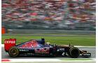 Max Verstappen - Toro Rosso - GP Italien - Monza - Freitag - 4.9.2015
