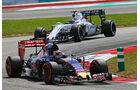 Max Verstappen - Toro Rosso - GP Malaysia 2015 - Formel 1