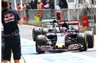 Max Verstappen - Toro Rosso - GP Österreich - Formel 1 - Freitag - 19.6.2015