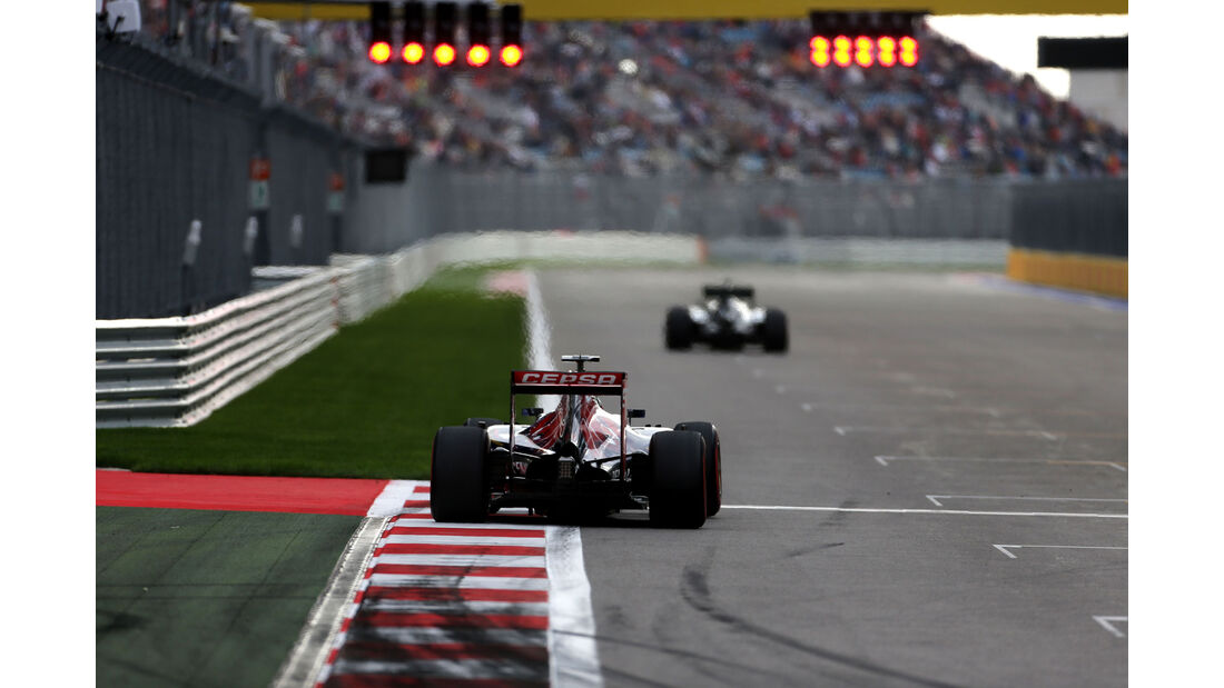 Max Verstappen - Toro Rosso - GP Russland - Qualifying - Samstag - 10.10.2015