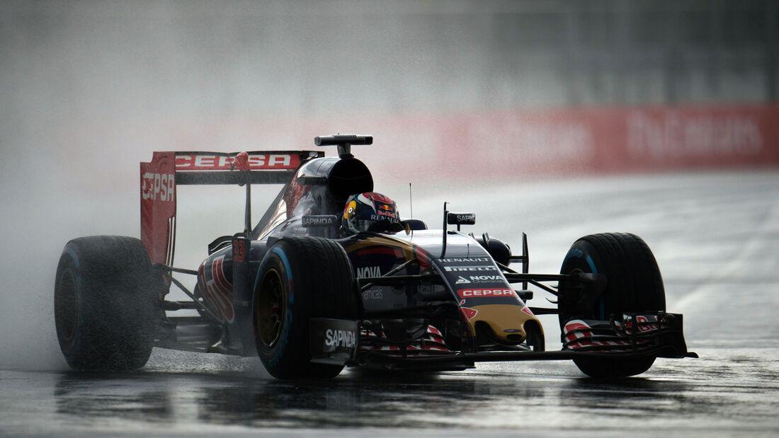 Max Verstappen - Toro Rosso - GP Russland - Sochi - Freitag - 9.10.2015