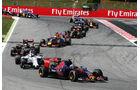 Max Verstappen - Toro Rosso - GP Spanien 2015 - Rennen - Sonntag - 10.5.2015