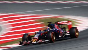Max Verstappen - Toro Rosso - GP Spanien - Barcelona - Qualifying - 9.5.2015
