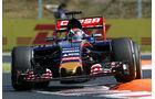 Max Verstappen - Toro Rosso - GP Ungarn - Budapest - Freitag - 24.7.2015