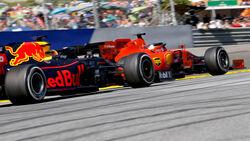 Max Verstappen vs. Sebastian Vettel - GP Österreich 2019