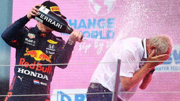 Max Verstppen - Formel 1 - GP Steiermark - Spielberg - 27. Juni 2021
