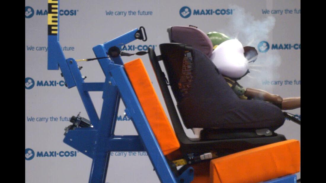 Maxi Cosi AxissFix Air - Airbag Kindersitz 2017