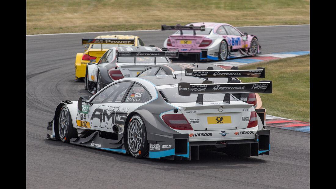 Maxi Götz  - DTM - Lausitzring 2015