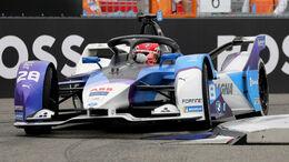 Maxi Günther - BMW-Andretti - Formel E - New York - 2021