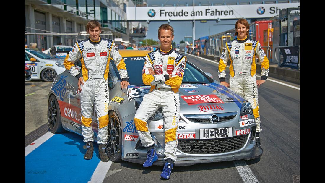 Maxi Hackländer, Christian Gebhardt, Daniela Schmid