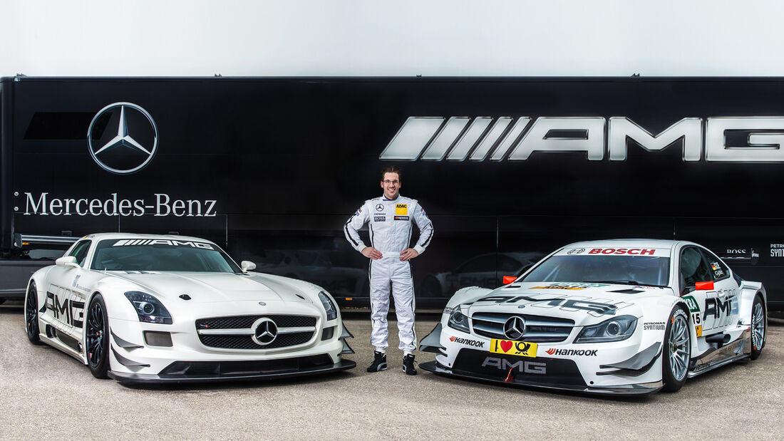 Maximilian Götz - DTM Mercedes 2015