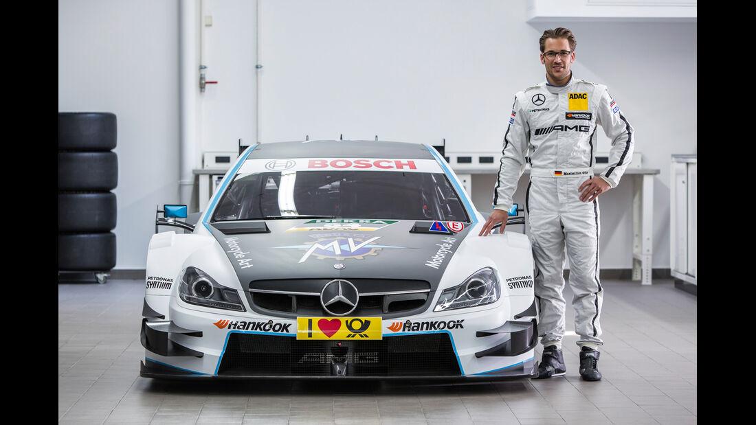 Maximilian Götz - Mercedes C63 DTM 2015