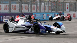 Maximilian Günther - BMW - Formel E - Chile 2020
