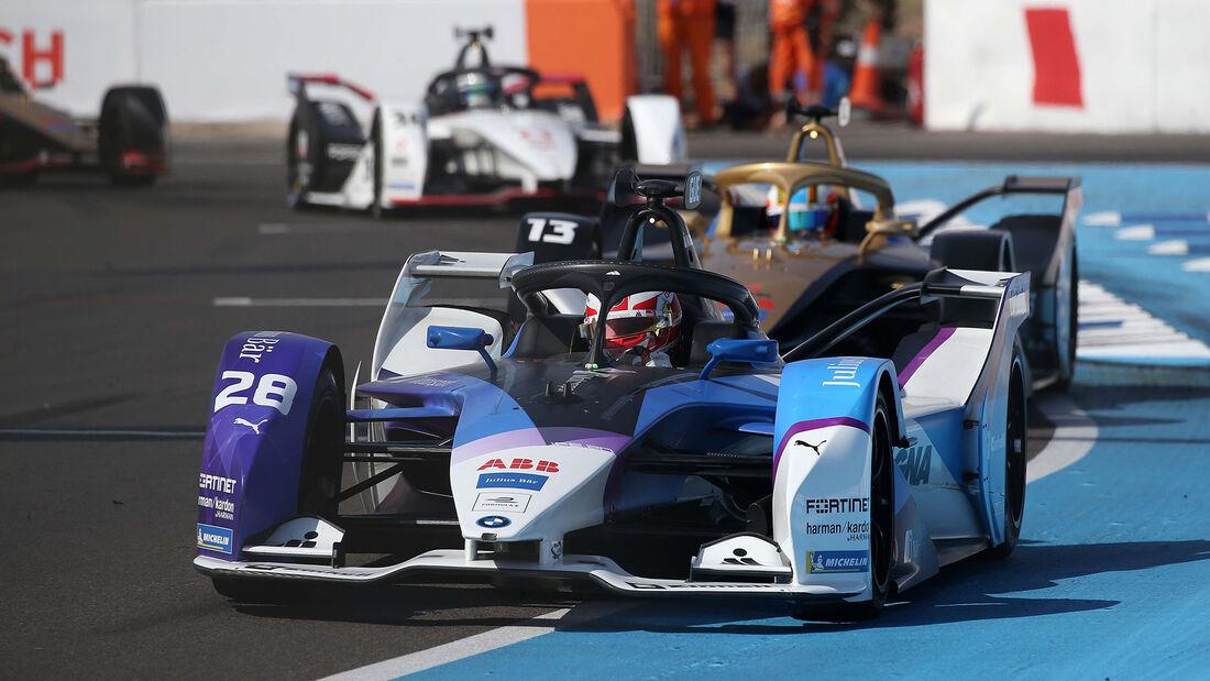 Maximilian Günther - BMW - Formel E - Marrakesch 2020