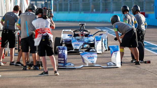 Maximilian Günther - Berlin - Formel E - 2020 - Rennen 2