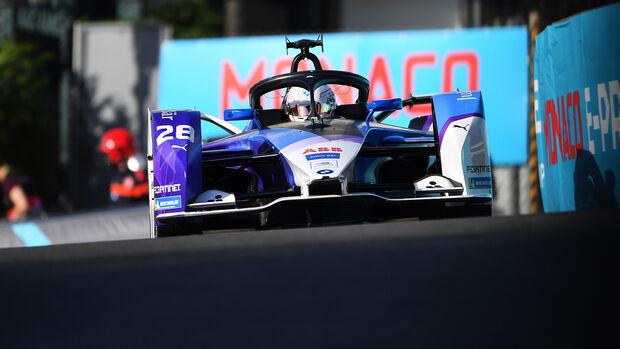 Maximilian Günther - Formel E Monaco 2021