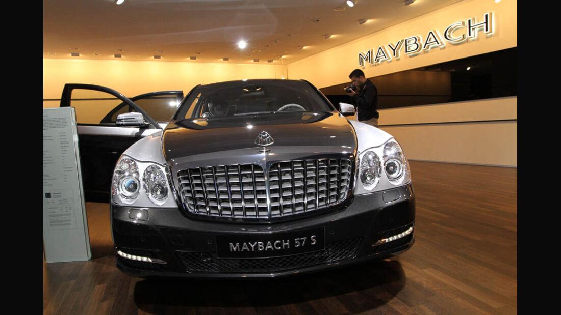 Maybach 57S Edition 125 IAA