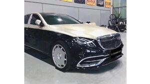 Maybach-Bausatz für Mercedes E-Klasse