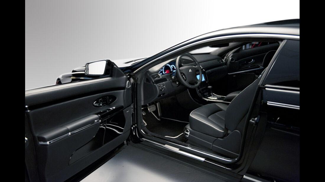 Maybach Coupé Xenatec Fahrersitz