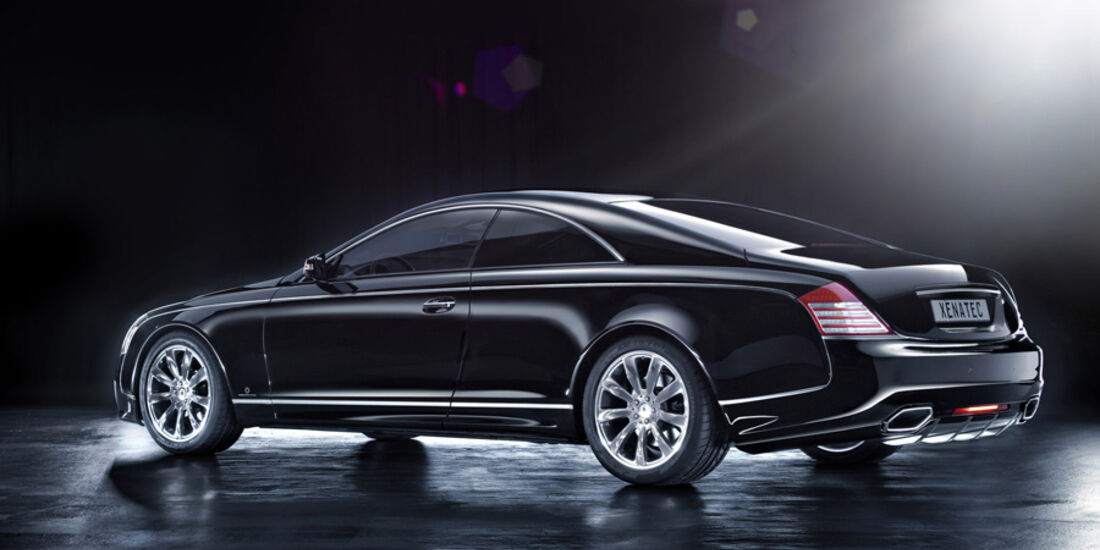 Maybach Coupé Xenatec