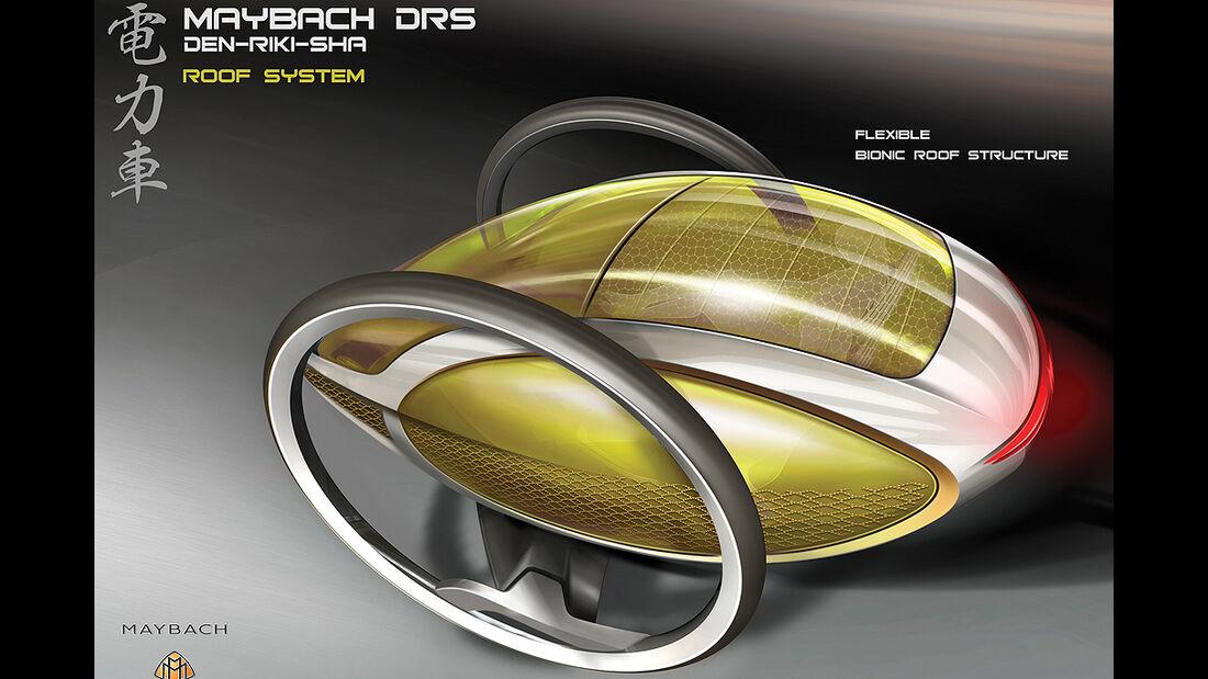 Maybach DRS, L.A. Design Challenge, Studie