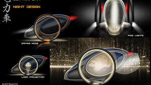 Maybach DRS, L.A. Design Challenge, Studie