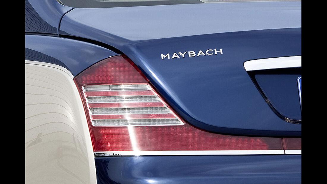 Maybach Facelift