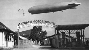 Maybach-Historie