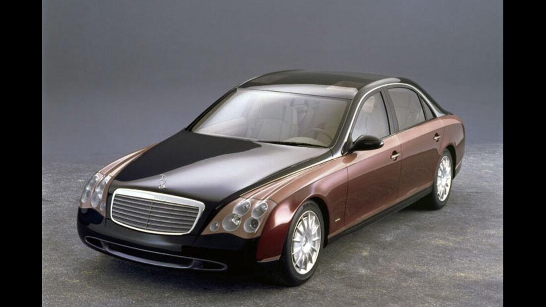 Maybach, Mercedes-Benz Studie, 1997