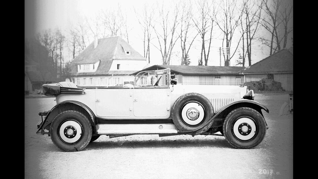 Maybach W5, 1926