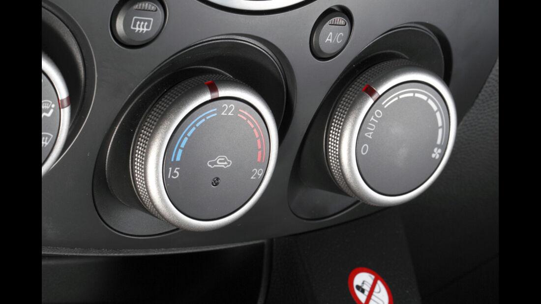 Mazda 2 1.3, Klimaanlage