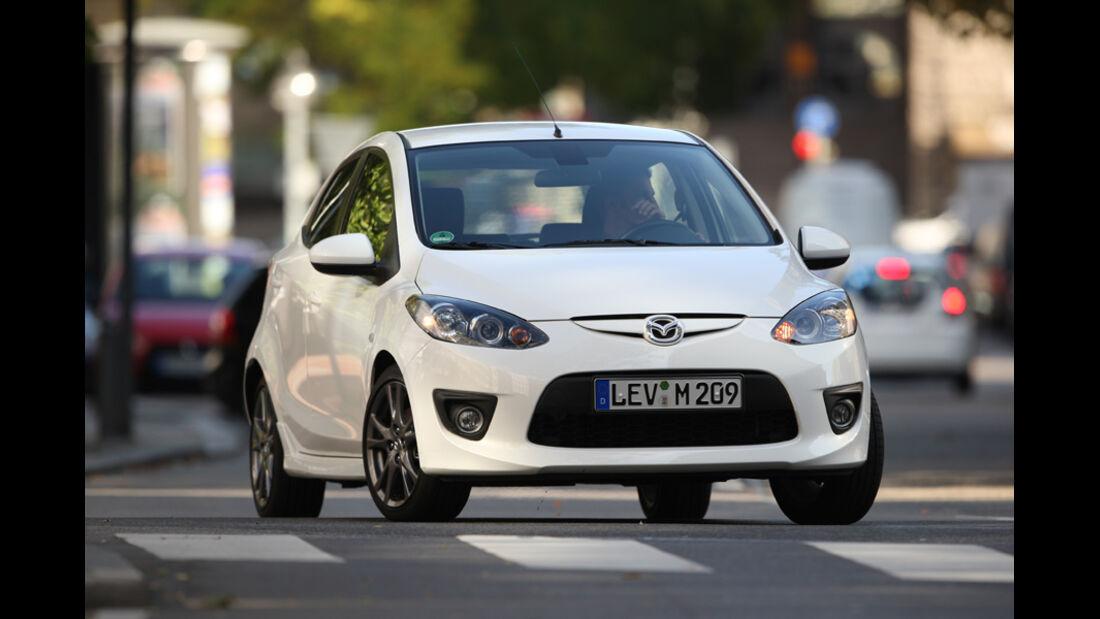 Mazda 2 1.3 MZR Dynamic