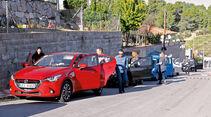 Mazda 2, Ausstattungsvarianten