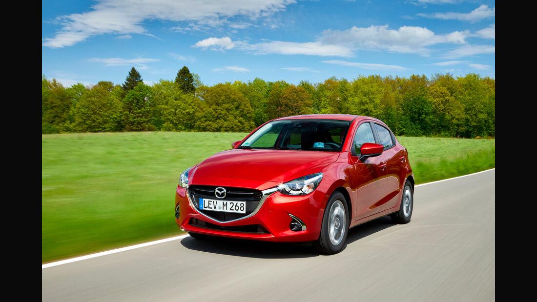 Mazda 2 Facelift 2017