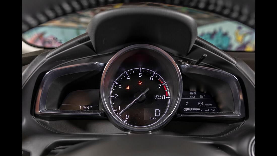 Mazda 2 G 115, Interieur