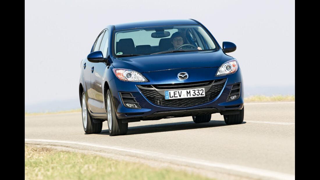 Mazda 3 1.6 MZR