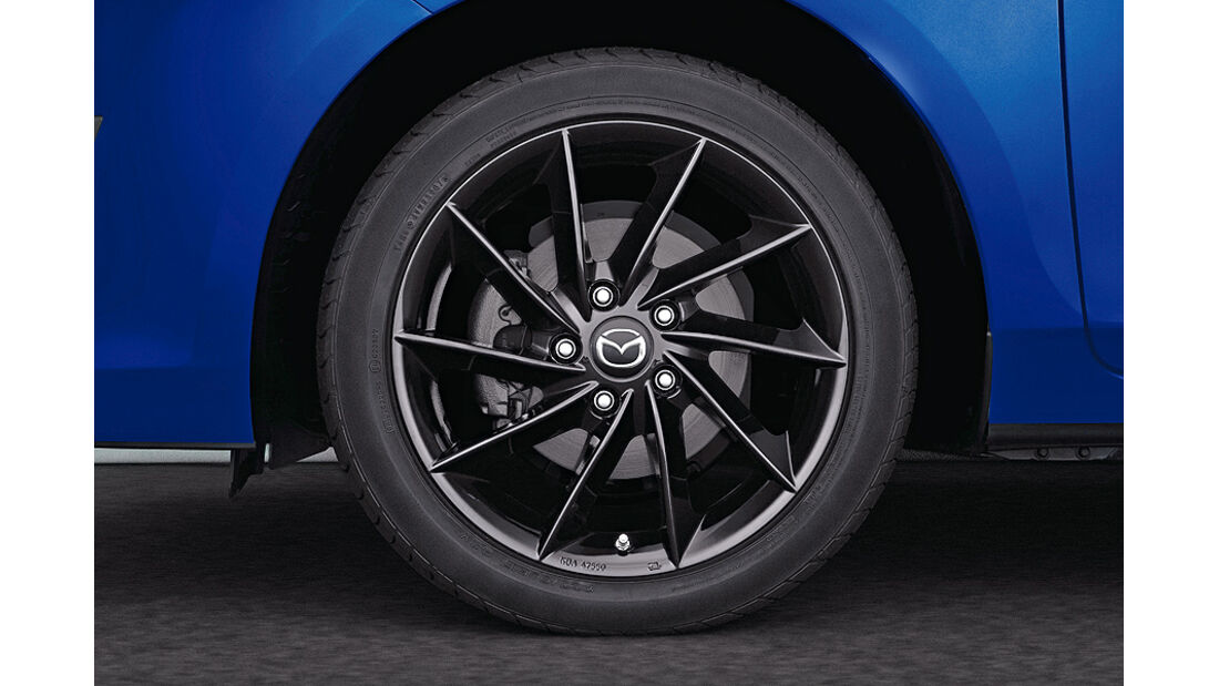 Mazda 3, 17-Zoll Felge