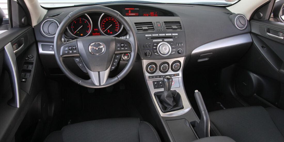 Mazda 3 2.2 MRZ-CD S.L.