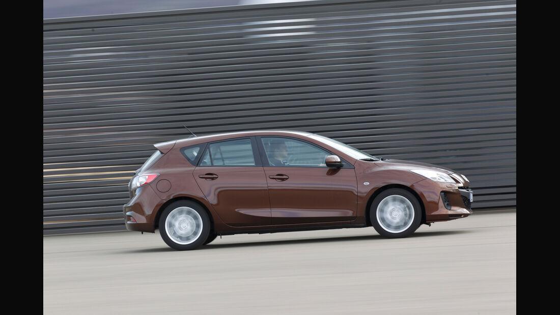 Mazda 3 2.2 MRZ-CD, Seitenansicht