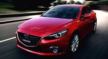 Mazda 3, 2013 Weltpremiere