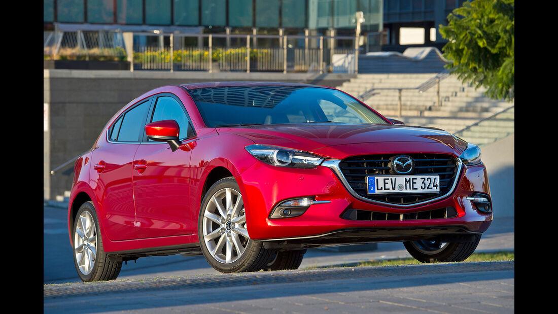 Mazda 3 (2017)
