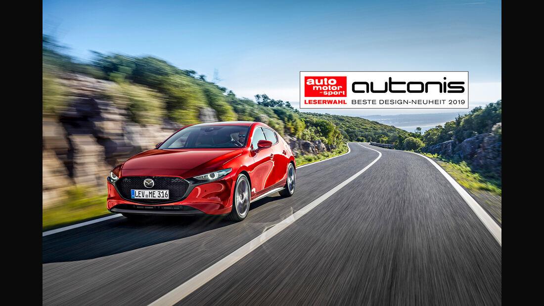 Mazda 3 Autonis 2019