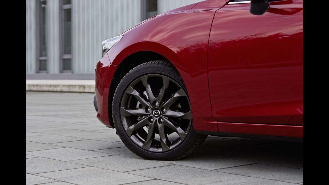 "Mazda 3 Diesel Felgen ""Nakama"""
