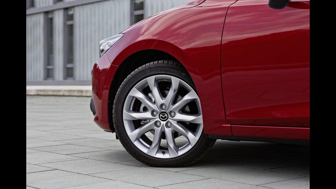 Mazda 3 Diesel Felgen Sportline