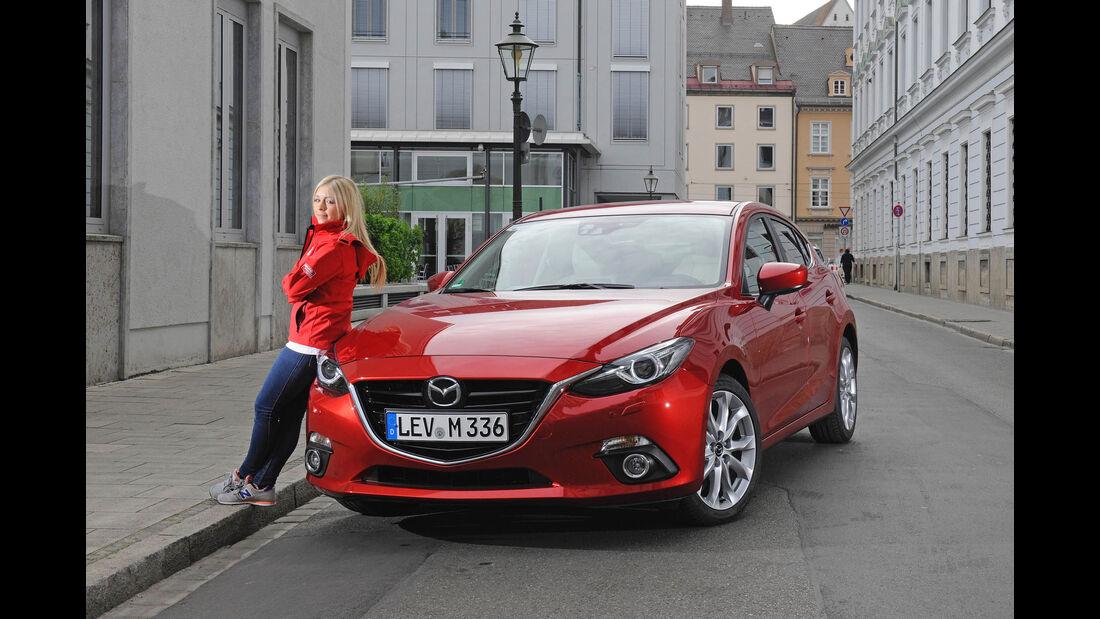 Mazda 3 Diesel Kompetenzjacke