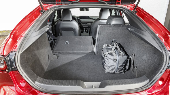 Mazda 3 G 2.0, Interieur