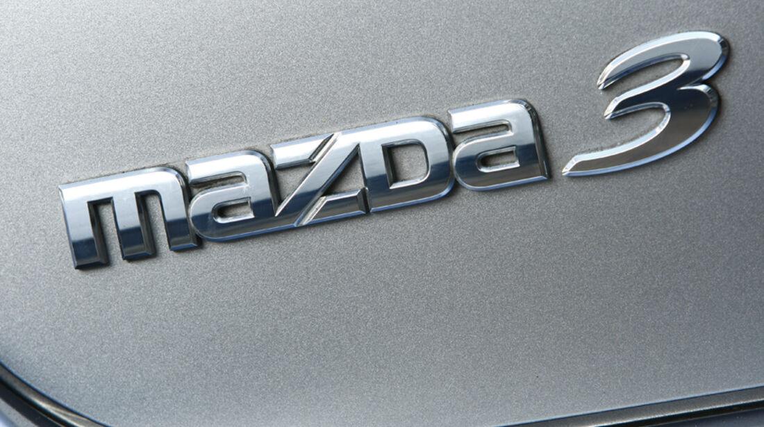 Mazda 3 MPS, Detail