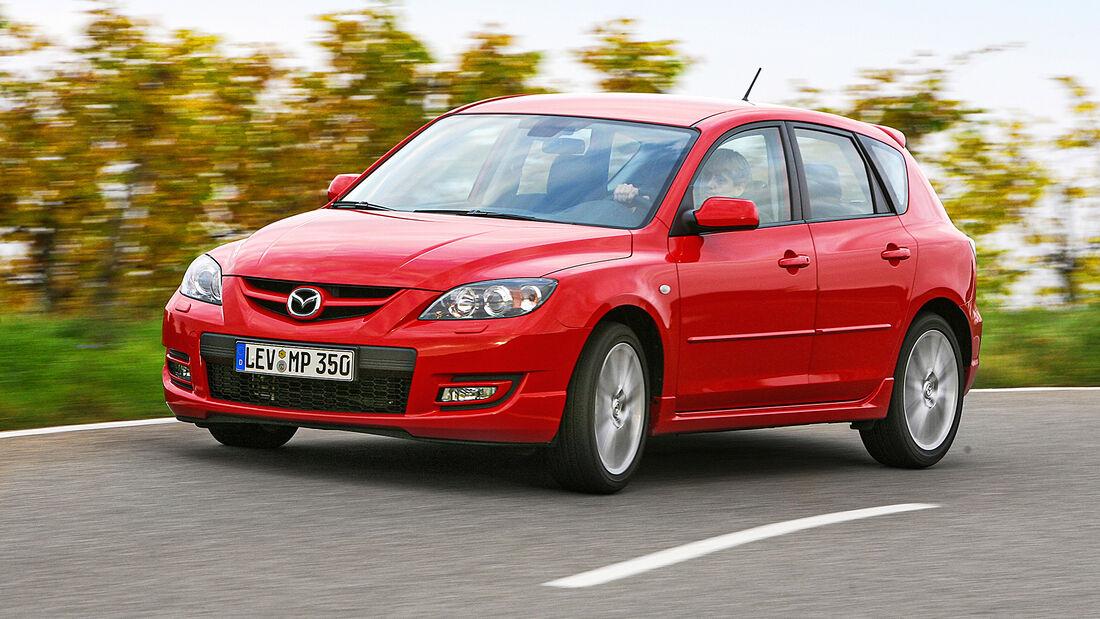 Mazda 3 MPS, Sportliche Alternativen