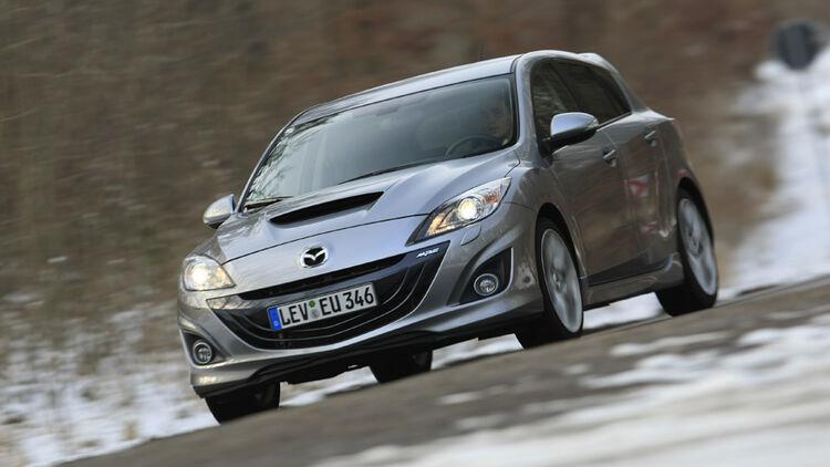 Mazda 3 MPS im Langzeittest - auto motor und sport